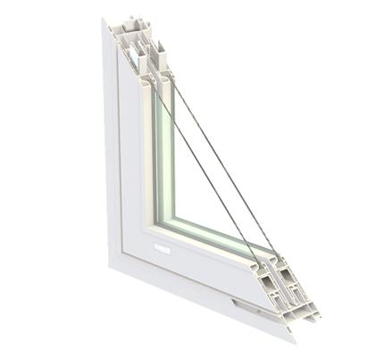 janela branca