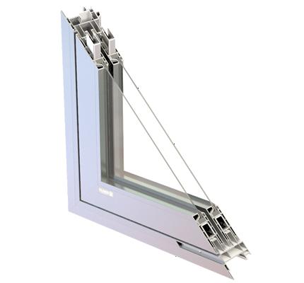 janela prata