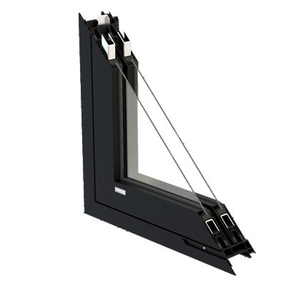janela preta